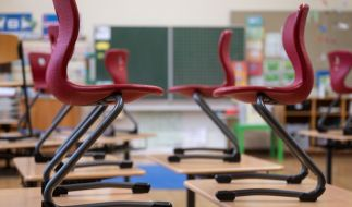 Nicht alle Klassenzimmer in Deutschland bleiben bis zum 14. Februar leer. (Foto)