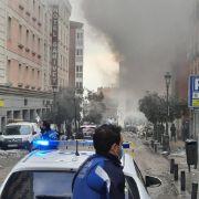Vier Menschen sterben nach schwerer Explosion in spanischer Hauptstadt (Foto)