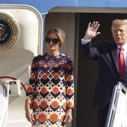 Nach DIESEM Foto machte sie Schluss! Öffentliche Blamage für Donald Trump (Foto)