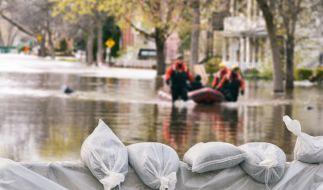"""Wegen Sturm """"Christopher"""" kam es in Großbritannien zu Überschwemmungen. (Symbolfoto) (Foto)"""