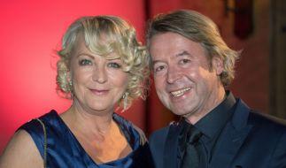 Ulla Kock am Brink ist seit 2019 mit ihrem Mann Peter Fissenewert verheiratet. (Foto)