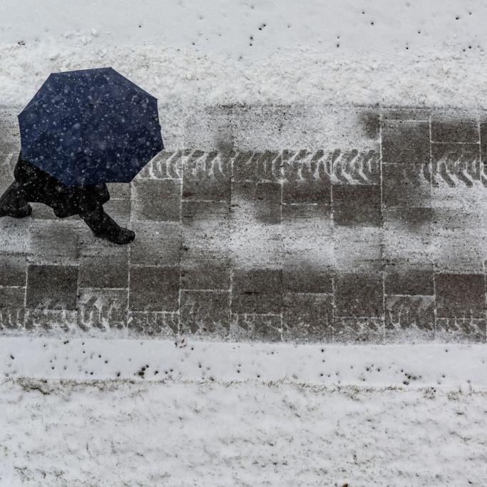 Schnee-Alarm! HIER drohen bis zu 30 Zentimeter Neuschnee (Foto)