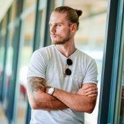 DARUM will er in Deutschland bleiben (Foto)