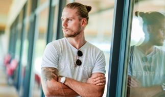 "Attraktiver Ex-Kicker und ""Dancing Star 2021"": Rúrik Gíslason. (Foto)"