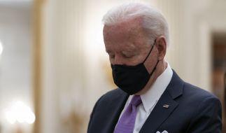 Was steckt hinter dem Dauer-Husten von Joe Biden? (Foto)
