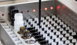 Können neue Antikörper-Mittel bei einer Covid-19-Erkrankung wirken? (Symbolfoto) (Foto)