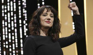 Asia Argento beschuldigt Rob Cohen sie vergewaltigt zu haben. (Foto)