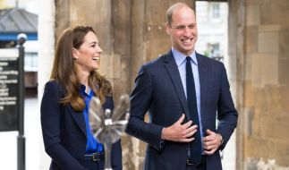 Herzogin Kate und Prinz William haben allen Grund zum Strahlen: Ein neues Familienmitglied ist da! (Foto)