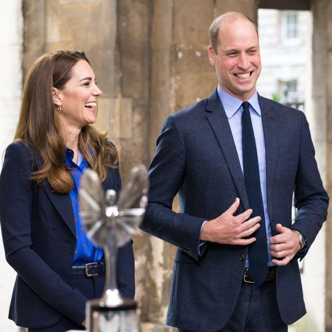 Endlich Familienzuwachs! Herzogin Kate strahlt wieder (Foto)