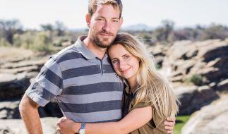 Anna und Gerald Heiser sind vor einem Monat Eltern geworden und zeigen ihr Familienglück mit einem ersten Foto zu dritt. (Foto)