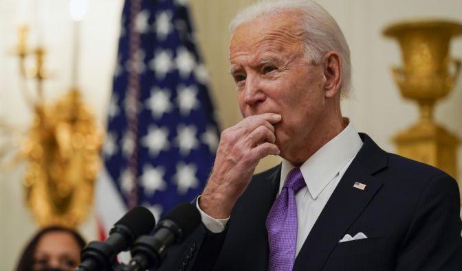 Nach Amtsantritt von Joe Biden