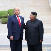 27 Liebesbriefe! SO innig war Trumps Verhältnis zum Nordkorea-Diktator (Foto)