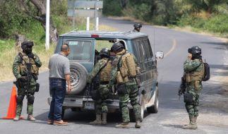 Drogenkartelle wie die Jalisco Nueva Generación machen den mexikanischen Behörden das Leben schwer. (Foto)