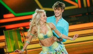 """Katja Kaluginas """"Let's Dance""""-Aus enttäuschte die Fans (Foto)"""