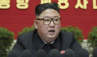 Kim Jong-un ergreift drastische Maßnahmen im Kampf gegen die Corona-Pandemie. (Foto)