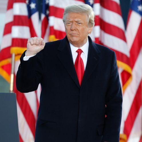 Neues Amt in Florida? Ehemaliger US-Präsident bezieht neues Büro (Foto)
