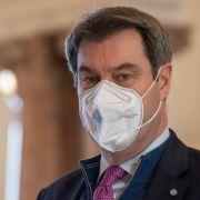 Klartext zum Impf-Versagen! Söder teilt gegen Bundesregierung aus (Foto)