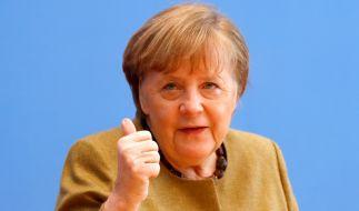 Bundeskanzlerin Angela Merkel soll sich bereits eine Strategie für die Zeit nach dem Lockdown zurechtgelegt haben. (Foto)