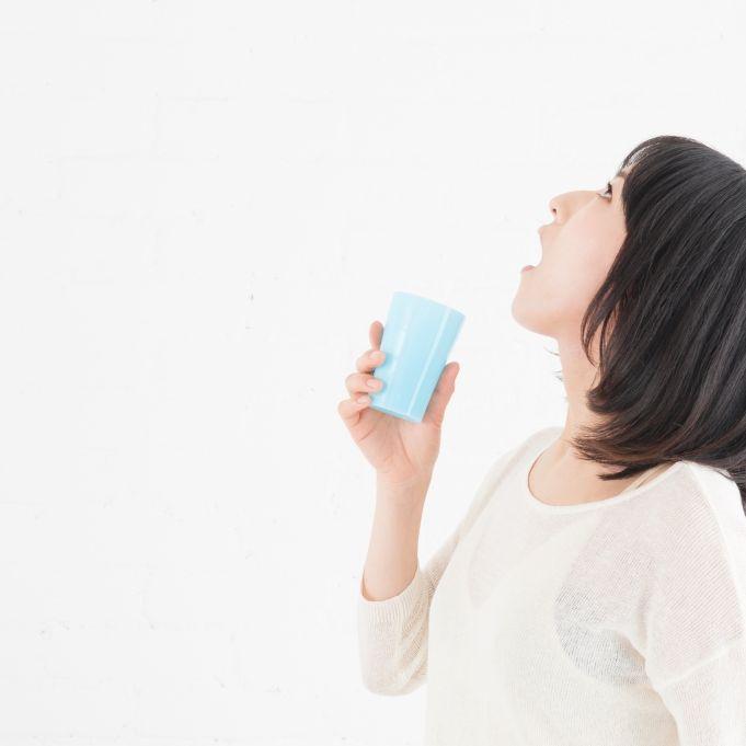 Alternative zum schmerzhaften Rachenabstrich! So funktioniert der Gurgel-Test (Foto)