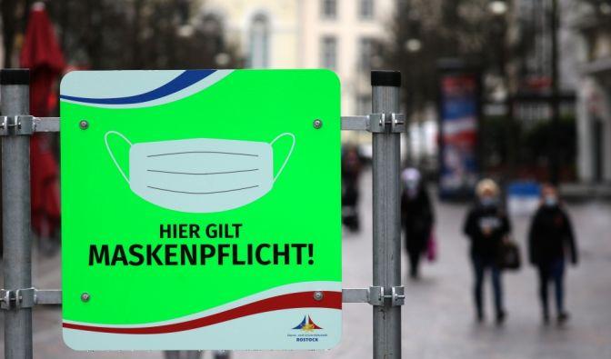 Maskenpflicht aktuell in Deutschland