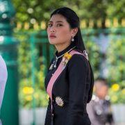 Von adeligem Geblüt, doch bislang unverheiratet: Die thailändische Prinzessin Sirivannavari Nariratana (* 08.01.1987) vertreibt sich die Zeit bis zur Hochzeit mit Leistungssport.