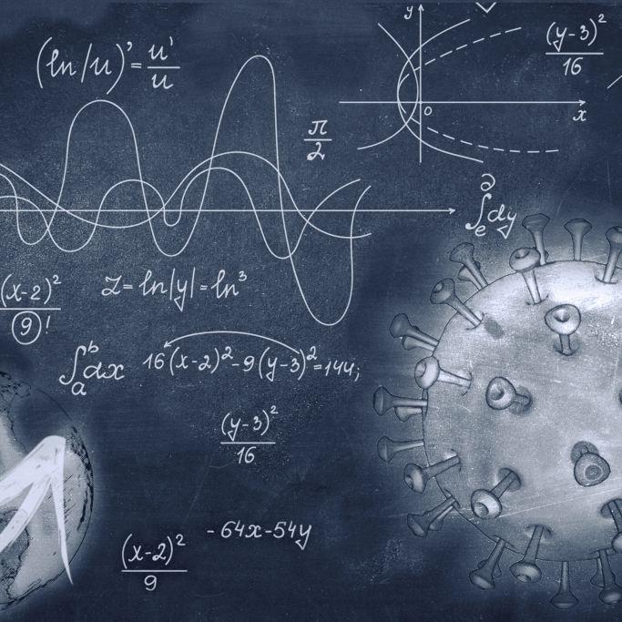 Schock-Prognose! Netzrechner verrät, wann die Coronakrise vorbei ist (Foto)