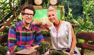 """Sonja Zietlow und Daniel Hartwich führen durch die RTL-""""Dschungelshow"""". (Foto)"""