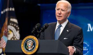 Joe Biden ist besorgt: China warnt die USA vor möglichen Vergeltungen. (Foto)