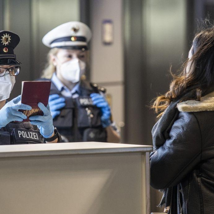 Deutschland prescht vor - Einreiseverbote für DIESE Länder (Foto)