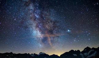 Im Februar gibt es nur wenige Astro-Highlights am Himmel zu sehen. (Foto)