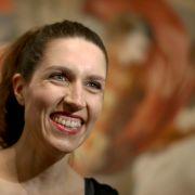 """So lebt sie als Christine Prayon abseits der """"heute-show"""" (Foto)"""