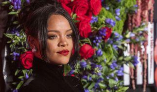 Rihanna lässt es bei Instagram krachen. (Foto)