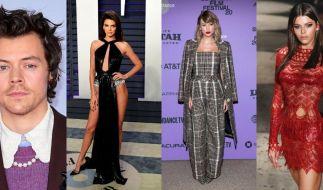 Taylor Swift, Kendall Jenner und Co.: Diese Beautys hat Harry Styles gehen lassen. (Foto)
