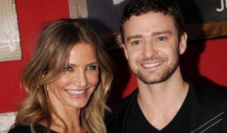 Justin Timberlake und Cameron Diaz waren einst ein Liebespaar. (Foto)