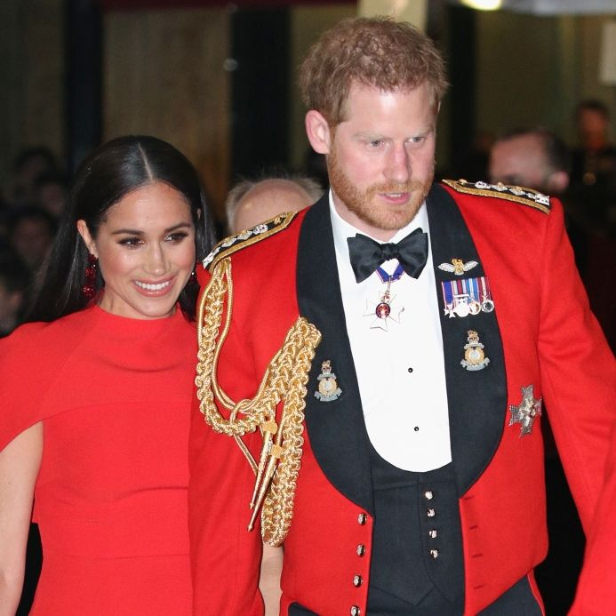Prinz Harry kehrt nach Großbritannien zurück - doch ohne Meghan (Foto)