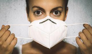 Ist eine Doppelmaskierung wirksamer gegen das Coronavirus? (Foto)