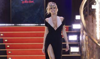 """Ab 4. Februar 2021 sucht Heidi Klum immer donnerstags um 20.15 Uhr auf ProSieben nach """"Germany's Next Topmodel"""". Diese Juroren sind bereits bekannt. (Foto)"""