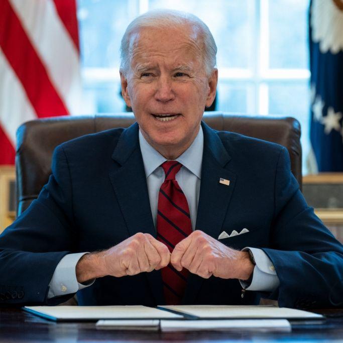 """""""Spaltende Agenda!"""" DIESE Kritik am neuen US-Präsidenten verblüfft (Foto)"""