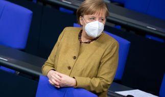 Bundeskanzlerin Angela Merkel soll beim Impfgipfel die Impfbremsen lösen. (Foto)