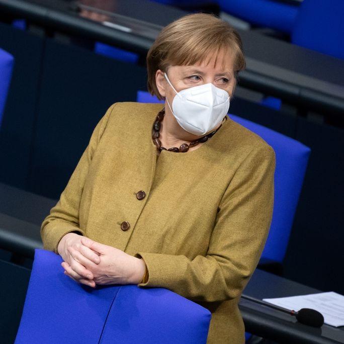 Impfgipfel beendet! Merkel hält an Impf-Angebot für alle bis Ende des Sommers fest (Foto)