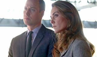 Schlüpfrige Bilder aus ihrer Vergangenheit überschatten Kates und Williams Hochzeitsjubiläum. (Foto)