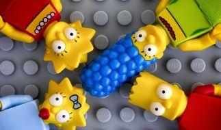 """Der """"Simpsons""""-Schreiber Marc Wilmore ist tot. (Foto)"""