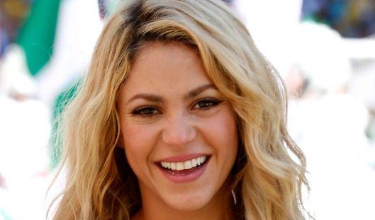 Shakira feiert 44. Geburtstag