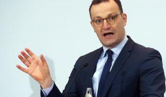 Jens Spahn will jetzt Menschen mit Vorerkrankungen den Vorrang bei Impfungen geben. (Foto)