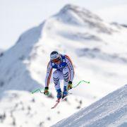 Skirennfahrer Baumann bei letztem Weltcup vor der WM in den Top Ten (Foto)