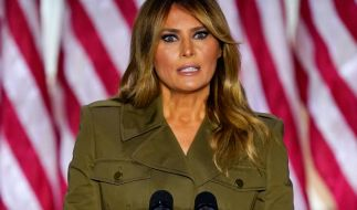 Experte rät Melania Trump, sich schnell scheiden zu lassen, bevor ihr Mann keine Geld mehr habe. (Foto)