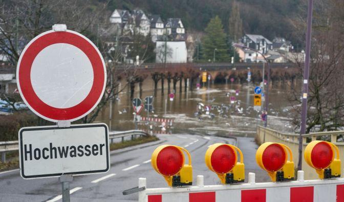 Hochwasser-Warnung aktuell
