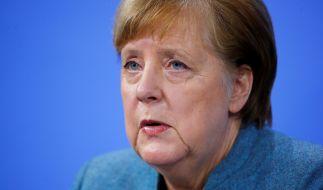 Bundeskanzlerin Angela Merkel stellt sich am Dienstagabend in der ARD den Corona-Fragen. (Foto)