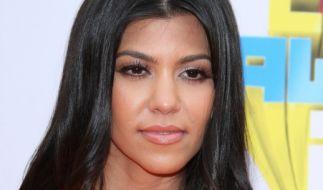 TV-Sternchen Kourtney Kardashian mags am liebsten ganz knapp. (Foto)