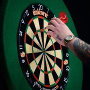 Alle Darts-Ergebnisse von Tag 13 aus Milton Keynes (Foto)